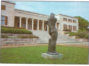 Mestrovic Museum in Split