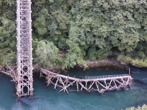 Neretva Brücke
